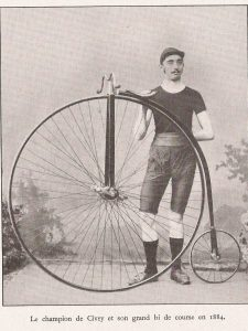 penny farthing 1884